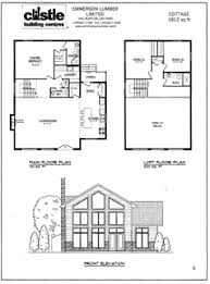 cottage plans magazine layout