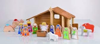 wooden nativity set the 25 best kid nativity sets of 2017