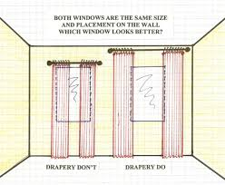 Curtain Rods For Windows Close To Wall It U0027s Curtains Hang Em High