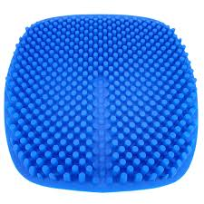 Seat Cushion For Sciatica Non Slip Silicone Gel Seat Cushion Coccyx Seat Cushion Chair Pad