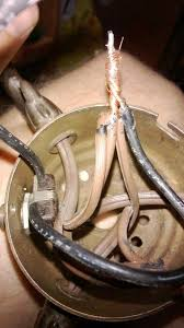 Rewire Light Fixture Can Both 16 And 18 Wire Be Used In Rewiring An Antique Mogul