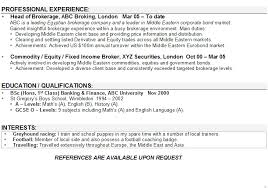 Job Objective Sample Resume by Resume Objective Examples