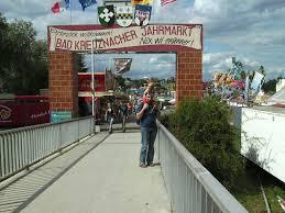Bad Kreuznacher Jahrmarkt Bild