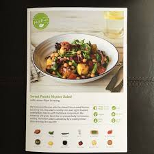discount cuisine dijon hellofresh veggie box review 50 discount on your two boxes