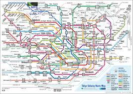Map Subway by Map Subway Tokyo My Blog