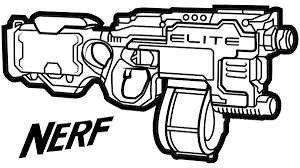 gun coloring pages printable contegri com