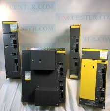 fanuc servo and spindle motors drives power supplies boards