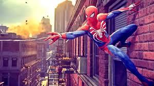 spider man ps4 wallpaper spiderman