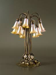 Tiffany Table Lamps Louis Comfort Tiffany 1848 1933 Pond Lily Table Lamp C 1902