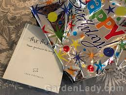 mylar gift wrap gardenlady recycle wilted mylar balloons