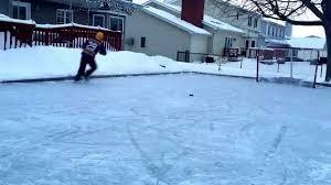 beautiful backyard ice rink backyard ice rink u2013 delightful