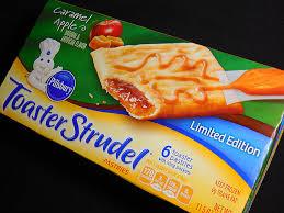 Toaster Strudel Ad Caramel Apple Toaster Strudel Dinosaur Dracula