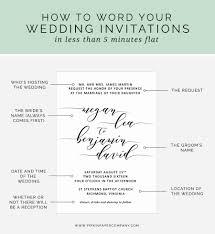 what to say on wedding invitations elegant best 25 wedding