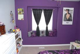 Purple And Black Bedroom Designs - bedroom splendid lovable dark purple bedroom for teenage girls
