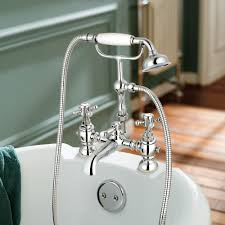 victoria chrome bathoom bath tub mixer shower tap tb35 ebay