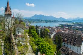 lucerne the most beautiful city in switzerland