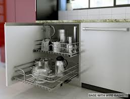 ikea kitchen cupboard storage accessories five free ikea kitchen design hacks declutter kitchen