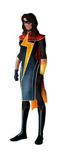 Ms Marvel Halloween Costume Marvel Ms Marvel Kamala Khan Firearrow1 Deviantart