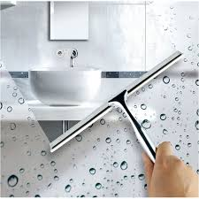 how to clean mirrors in bathroom stainless steel rubber window glass wiper brush blade cleaner mirror