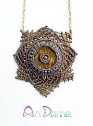 boho style necklace images Boho style necklace jewelry solar by andamir jpg