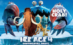 ice age continental drift hd