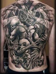 26 demonic tattoos do you believe in their meanings tattoos win