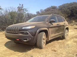 jeep cherokee off road tires capsule review 2014 jeep cherokee the truth about cars