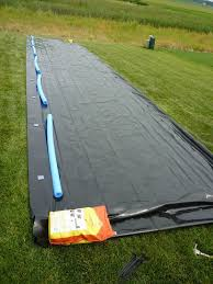 How To Build A Baseball Field In Your Backyard Best 25 Slip U0027n Slide Ideas On Pinterest Diy Inflatable Toys