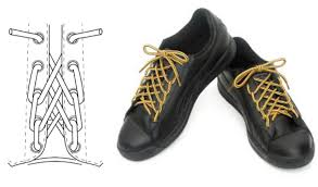 shoelace pattern for vans how to lace boots properly the idle man