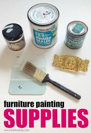 How To Get Paint Off Laminate Floor Livelovediy How To Paint Laminate Furniture In 3 Easy Steps