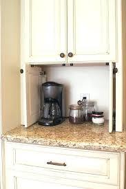 cabinet for kitchen appliances appliance garage kitchen cabinet for appliances best ideas on