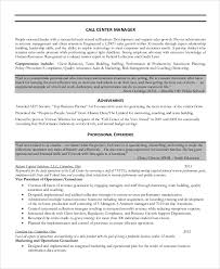 call center director resume call center manager resume job