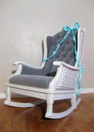 Comfy Rocking Chair For Nursery Amazing Upholstered Rocking Chair Uk Pertaining To Chairs For