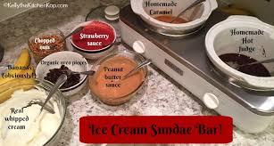 sundae bar toppings ice cream sundae toppings an easy way to please everyone kelly