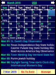 calendar free android apps on play