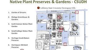 csudh map plants at csu dominguez map plants at csudh