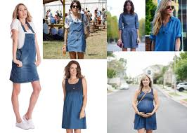 used maternity clothes maternity trends denim denim and even more denim