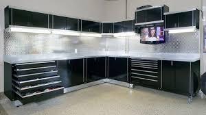 Garage Storage Cabinets Metal Garage Storage Cabinets J19 In Creative Home Design