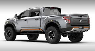 nissan titan warrior 2017 nissan titan warrior concept makes debut in detroit image 427430