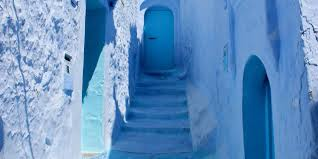 Morocco Blue City by Bbc Travel The Moroccan Town Drenched In Blue