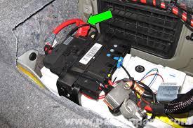 bmw e90 battery bmw e90 battery replacement e91 e92 e93 pelican parts diy