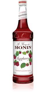 raspberry margarita raspberry syrup monin