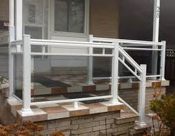 Premade Banister What Are My Options To Replace My Porch Railing Home