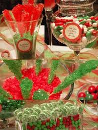 christmas candy buffet ideas candy kit party candy buffet table big dot of happiness http