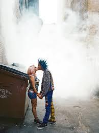 a look inside east los angeles u0027 gritty grungy backyard punk scene