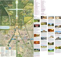 Versailles France Map by Versailles City Hotels And Sightseeings Map