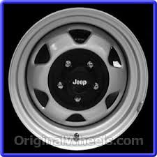 2000 jeep wrangler wheel bolt pattern 1995 jeep rims 1995 jeep wheels at