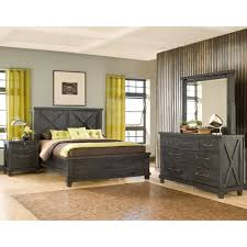 Bowery Queen Storage Bed by Yosemite Solid Wood Panel Bed Hayneedle