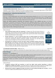 Resume Sample Malaysia by Managing Director Resume Free Resume Example And Writing Download