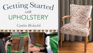 How To Upholster A Dining Chair Back Getting Started With Upholstery Sewing Class Craftsy